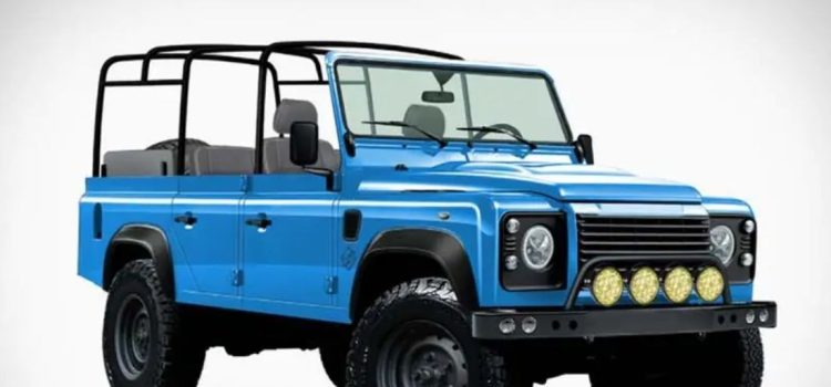 Land Rover Defender Fuction