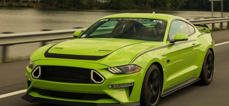 Ford Mustang RTR Serie 1 2021