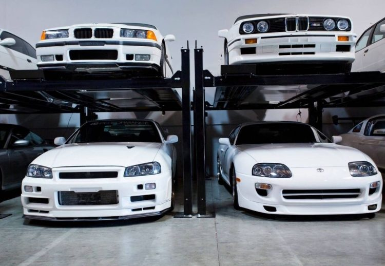 Toyota Supra GR Paul Walker