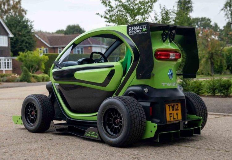 Renault Twizy Oakley