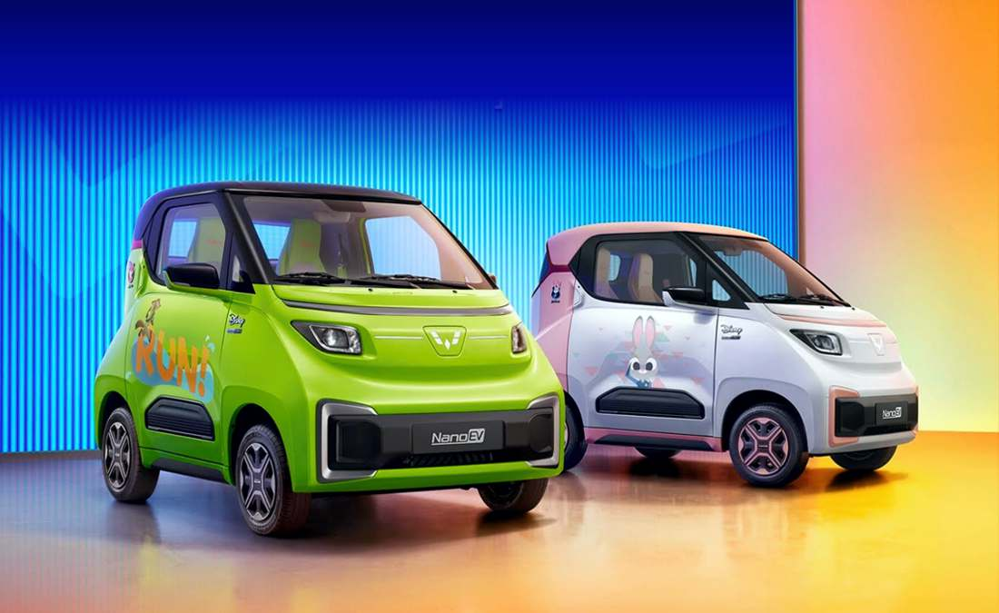GM Wuling Nano EV