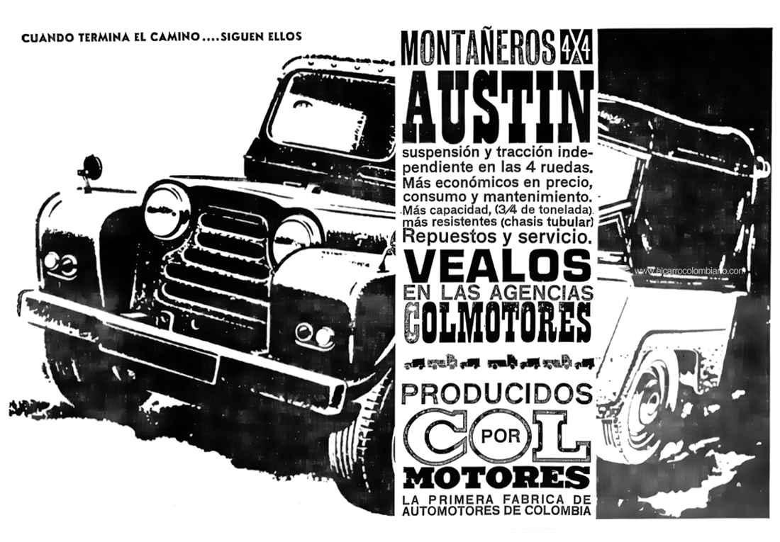 Austin Gypsy Montañero