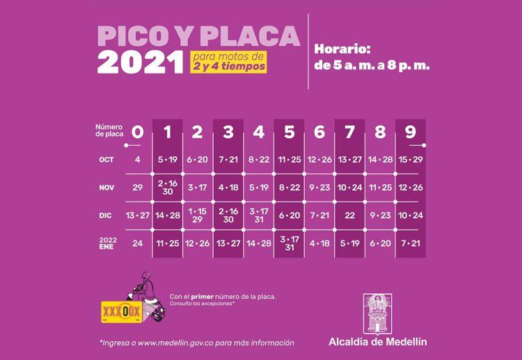 Pico-y-Placa-Medellin