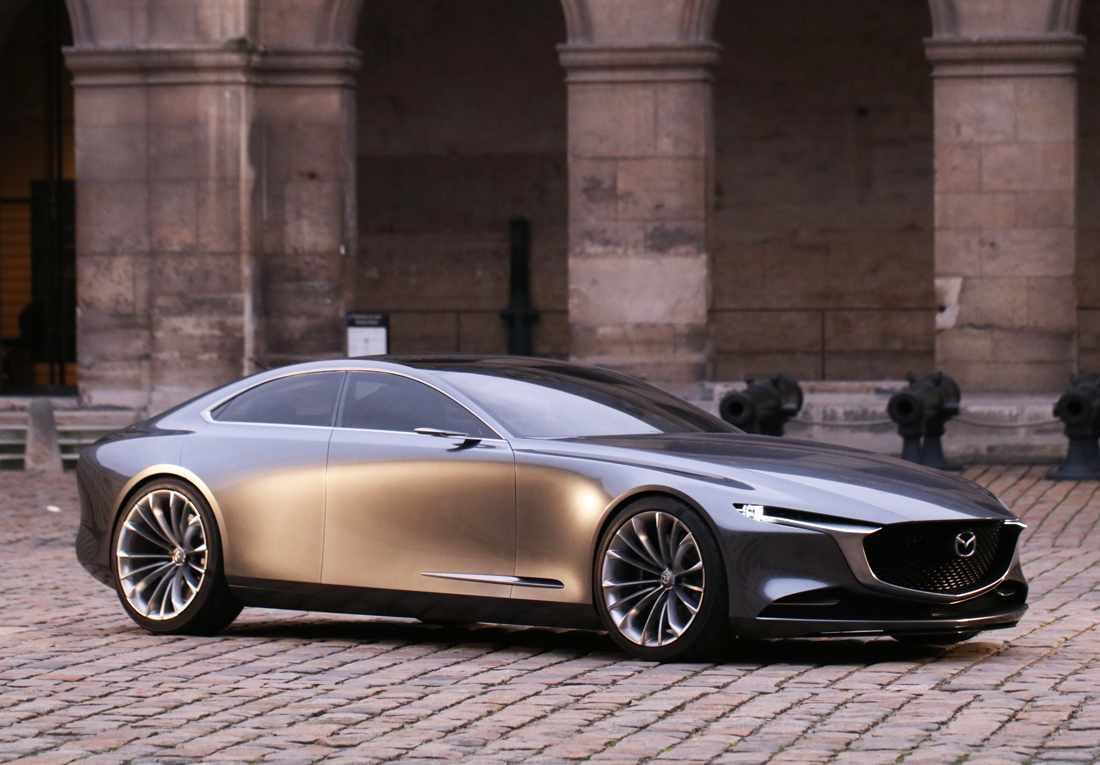 Mazda Vision Concept, 2017.