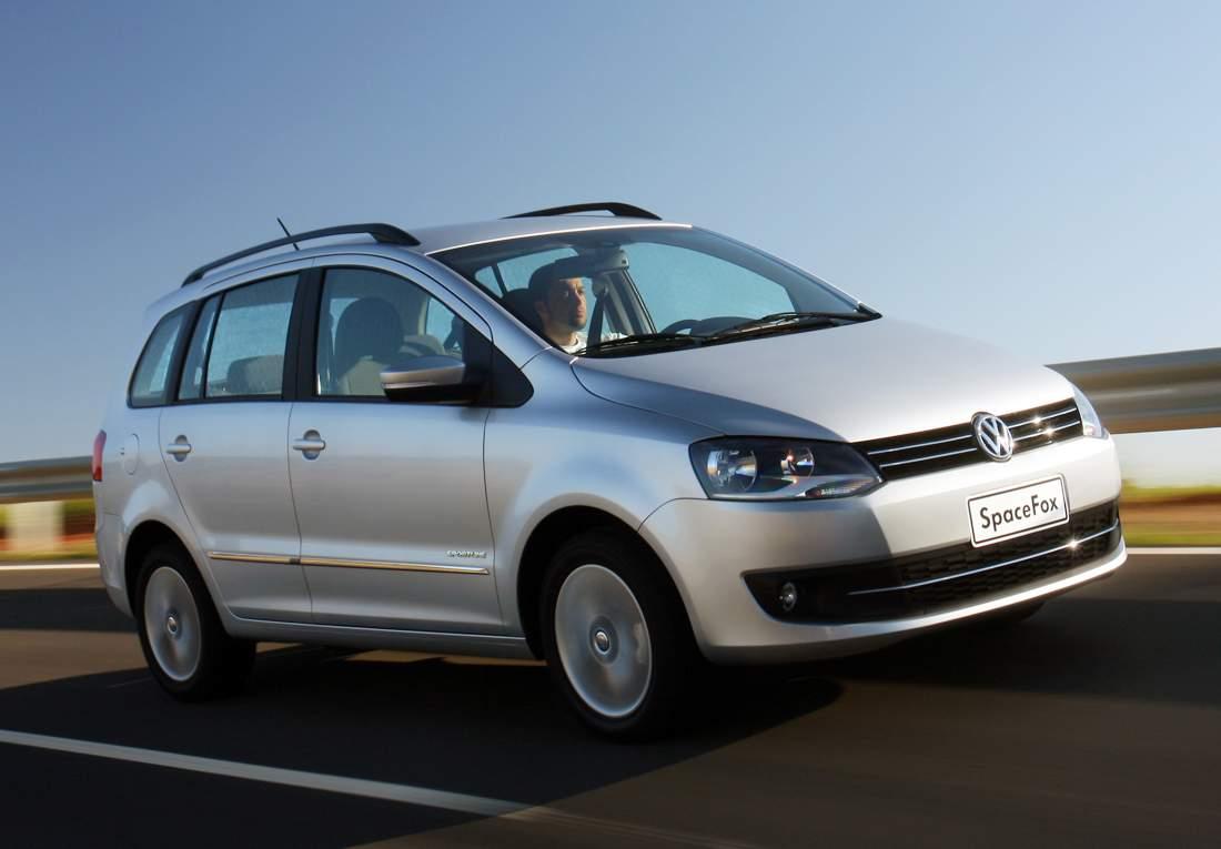 Volkswagen SpaceFox / Suran