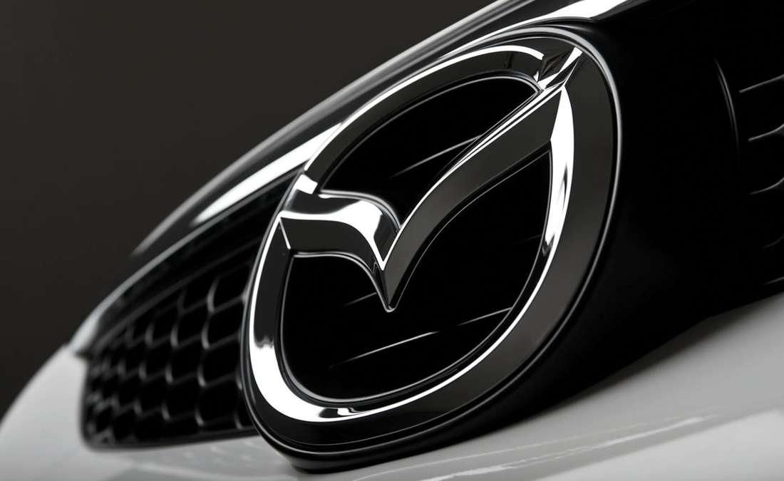 Mazda logotipo