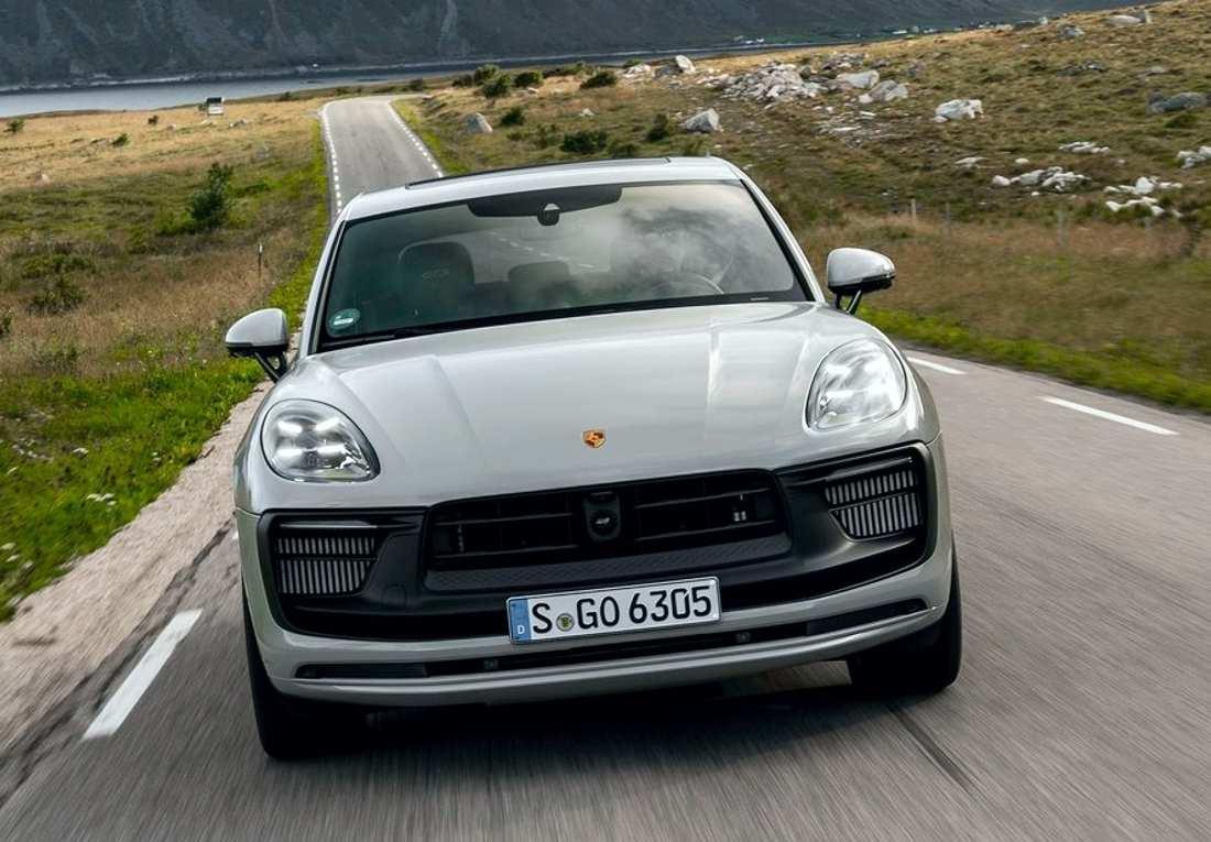 Porsche Macan GTS 2022