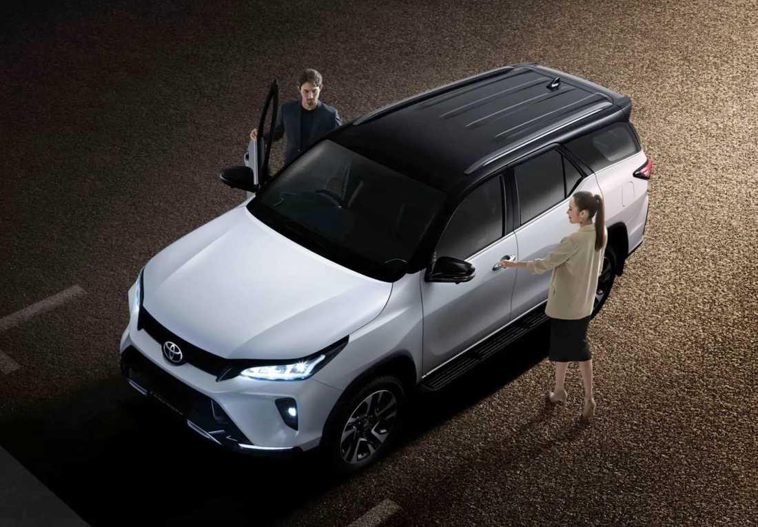 Toyota Fortuner Legend / SW4 Diamond 2022