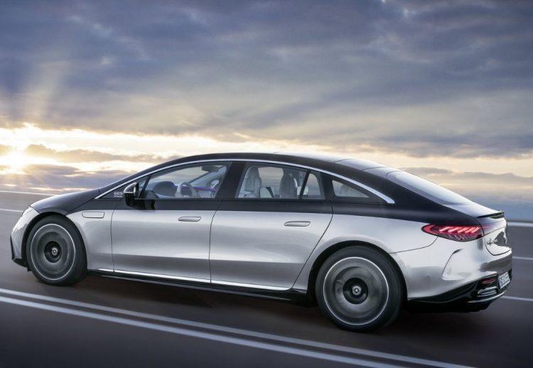 Mercedes-Benz EQS
