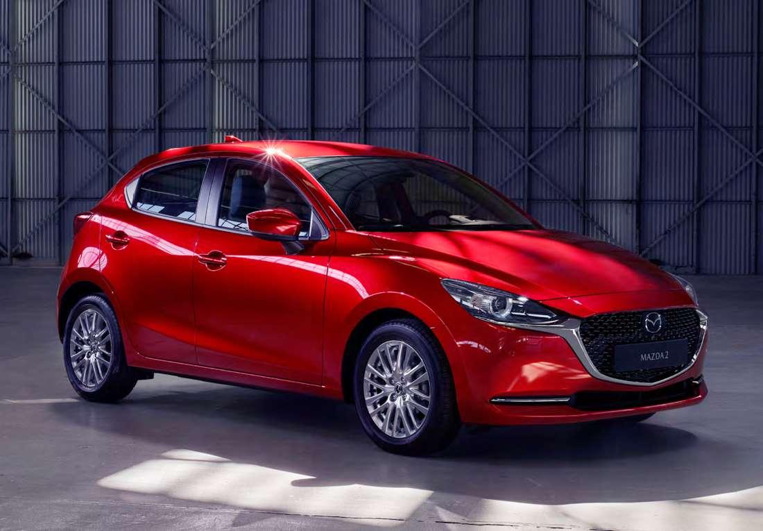 Mazda 2 micro-híbrido (MHEV) 2022