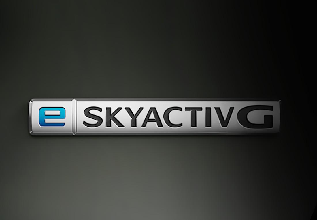 Mazda motor e-Skyactiv-G