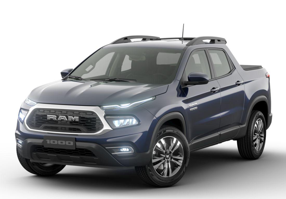 RAM 1000 Big Horn 2022 Colombia