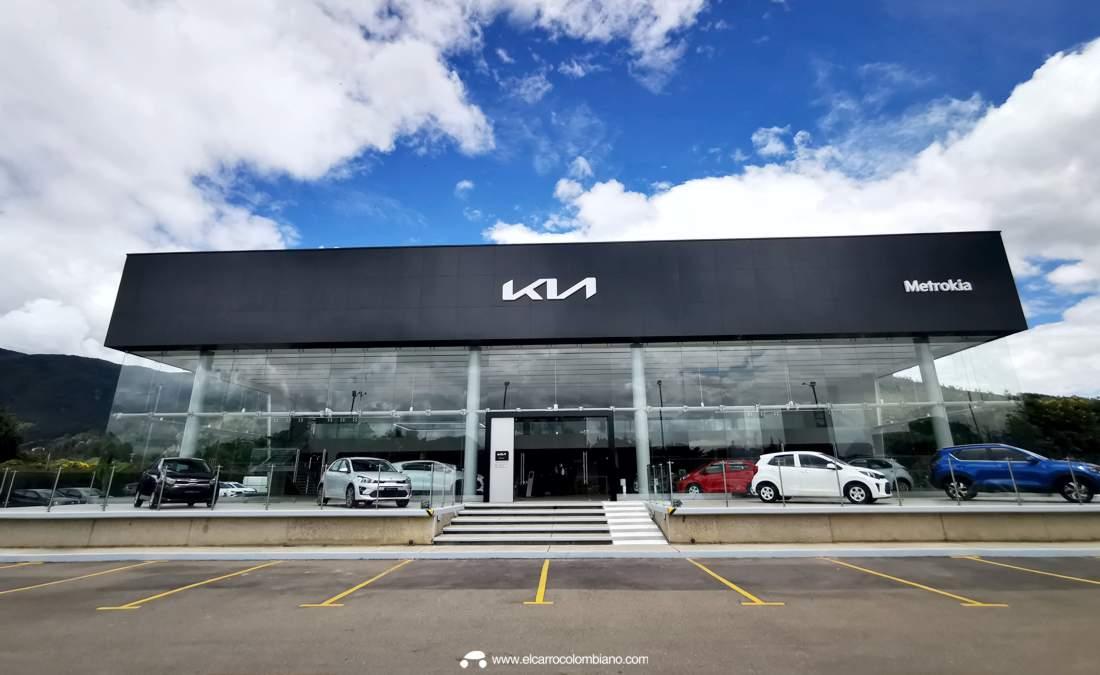 Kia nueva imagen en Colombia, concesionario Metrokia Bogotá.