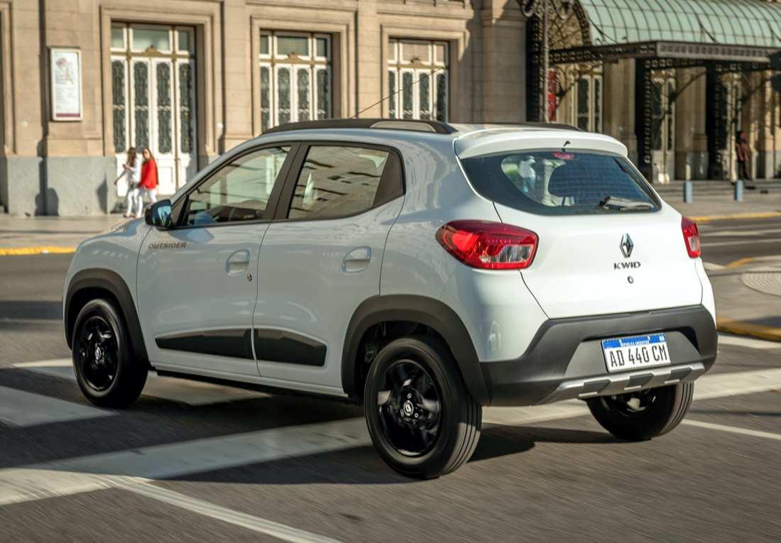 Renault Kwid Outsider Argentina