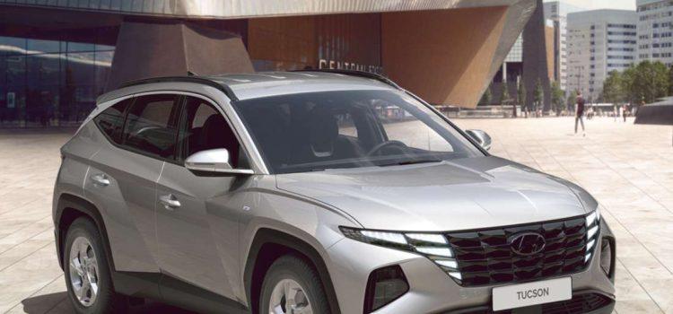 Hyundai Tucson NX4 2022