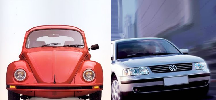 """Volkswagen Escarabajo y Passat, """"Maneje el alemán a la perfección"""""""