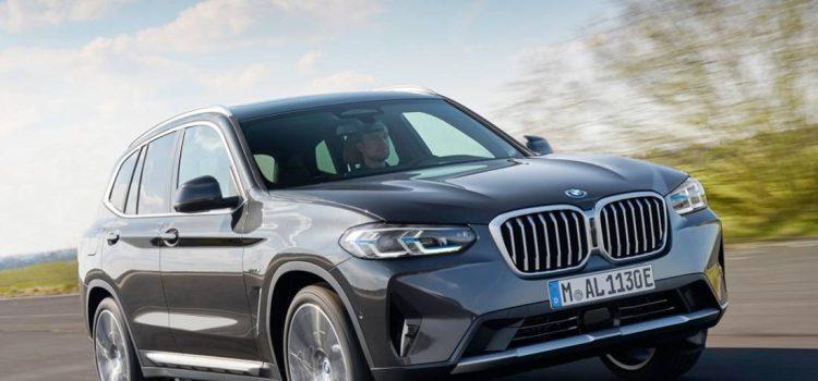 BMW X3 2022 Colombia