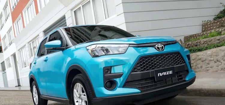 Toyota Raize en América Latina, Panamá.