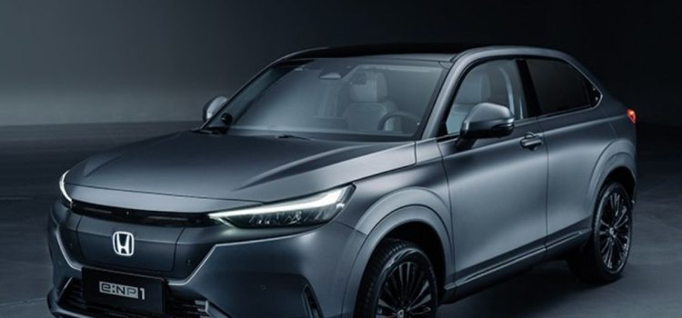 Honda nueva gama de autos eléctricos