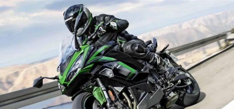 Kawasaki será una marca de motos electrificadas en 2035
