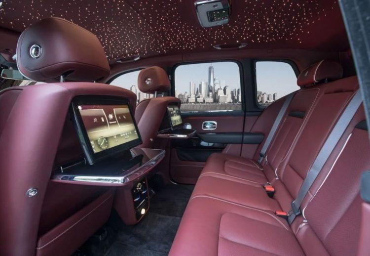 Klassen Rolls-Royce Cullinan