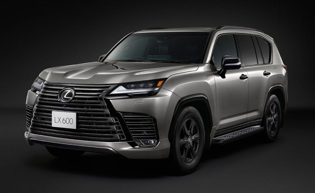Lexus LX600 2022 Offroad