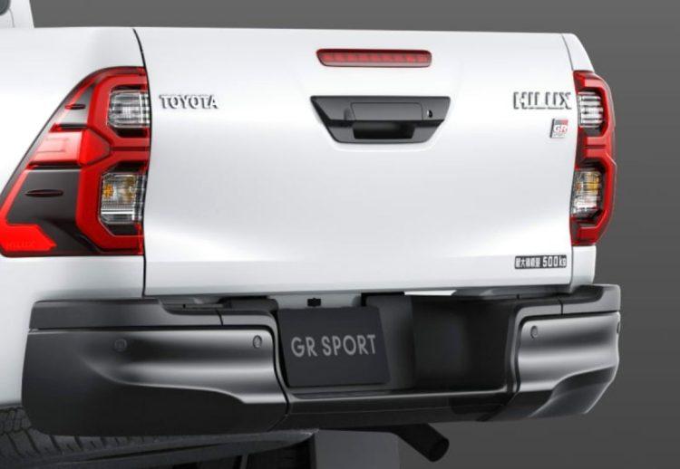Toyota Hilux GR Sport 2022 Japón