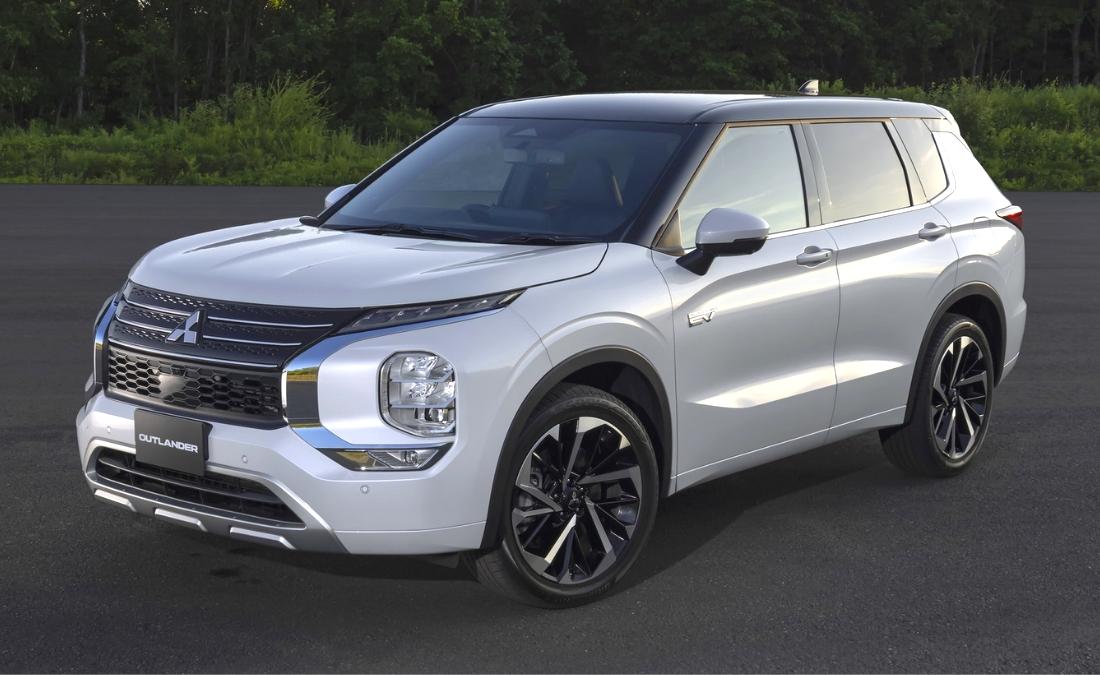 Mitsubishi Outlander PHEV 2022