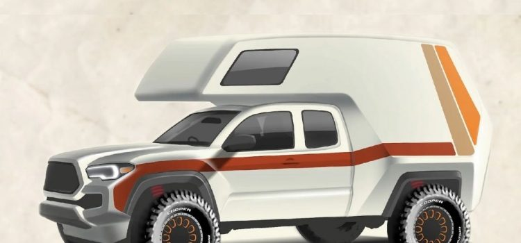 Toyota Tacoma autocaravana