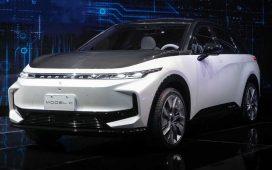 Foxconn autos electricos