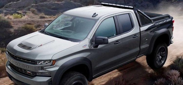 Yenko Chevrolet Silverado 2022
