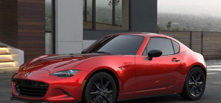 Mazda MX-5 motor SkyActiv-X