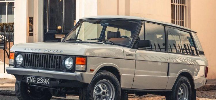 Range Rover restomod